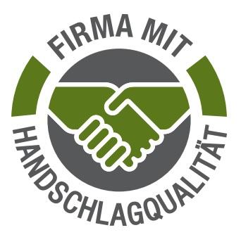 FIRMA mit Handschlagqualität